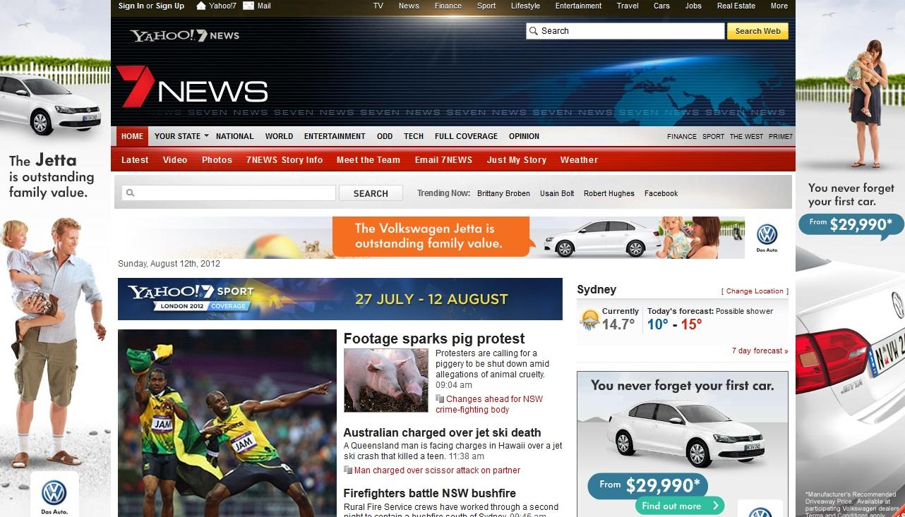 30 Well Designed News Websites Studio KM