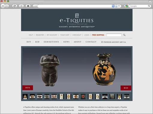 e-tiquites web design