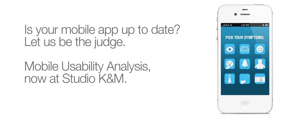 Mobile Usability Analysis